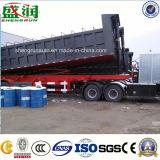 베스트셀러 반 가격 Shandong Shengrun 제조자 덤프 트럭 트레일러, 트레일러를 기울이는 반 쓰레기꾼 팁 주는 사람 트레일러