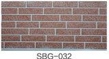 Панель листов металла изоляции декоративная выбитая для внешней стены