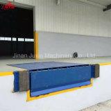 Elektrische Hydraulische 6t het Leegmaken van de Container van Leveler van het Dok van het Pakhuis Helling