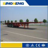 Hersteller 20ft 40ft Container Transport Semi Trailer für Shipping Containers