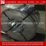 Lamiera di acciaio galvanizzata tuffata calda del ferro dell'en 10326 in bobina