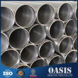 Filtro dell'olio spostato collegare del tubo dello schermo dell'acciaio inossidabile 304 del Od 273mm