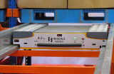 Kühlhaus-Funk-Doppelventilkegel-Zahnstangen-System