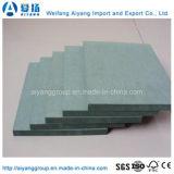 Hmr Green Color MDF pour meubles avec certificat Ce / Carb