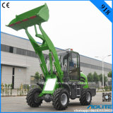 Caricatore della rotella del trattore del fornitore della fabbrica della Cina piccolo da vendere