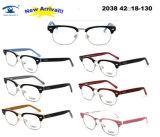 Acetato hecho a mano Eyewear (2038) del estilo colorido de la manera