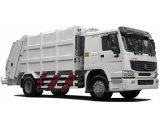 Camion di immondizia del compressore di Sinotruck HOWO