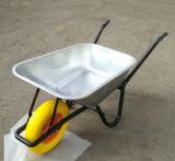Carrinho de mão de roda resistente com frame da cor de Diffirent