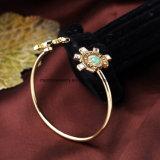 Juwelen van de Armband van de Armband van de hete van de Verkoop van de Legering Geometrische Vrouwen van het Manchet de Openings