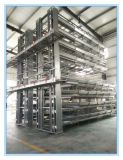 H печатает высокое качество рамки автоматической системы на машинке клетки цыпленка слоя