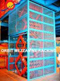 Entresuelo/de niveles múltiples/almacenaje/estante del almacén (OBGLHJ)
