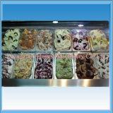 공장 가격을%s 가진 최신 판매 아이스크림 진열장