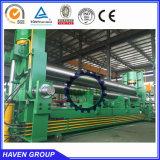 máquina de rolamento hidráulica grande W11S-30X6000 da folha de três rolos