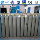 50L de Gasfles van Seamless Steel High Pressure Argon (ENGELSE ISO9809)