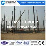 Almacén industrial de la estructura de acero del marco del aislante de calor