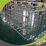 Tipo de la parada de la gestación de la granja de cerdo con la parada galvanizada en baño caliente de la gestación del tubo