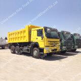 10 짐수레꾼 6X4 수용량 덤프 트럭 25 톤