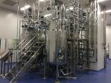Fermenteur microbien automatique personnalisé d'acier inoxydable