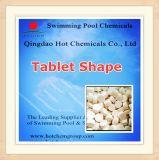 Sulfato del aluminio de la dimensión de una variable del polvo de los productos químicos del tratamiento de aguas de BALNEARIO de la piscina