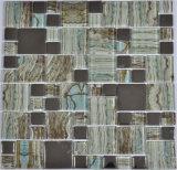 Mattonelle di mosaico di vetro all'ingrosso