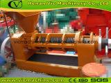 Máquina da imprensa de petróleo da copra, máquina pequena da imprensa de petróleo