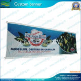 Custom gigante Polyester Flag per Outdoor Advertizing con SGS/En71 Certifications (J_NF02F06003)