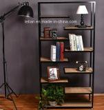 Nuovo scaffale di negozio della toletta della stanza da bagno, mensola di libro