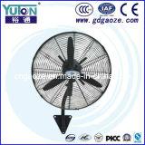 Ventilateur de oscillation industriel de support de mur de vitesse élevée