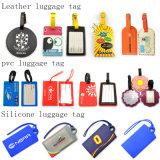 Abnehmer-Entwurfs-Leder-Gepäck-Marke