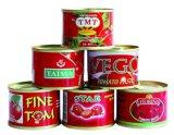 800g 830g 850g türkisches Tomatenkonzentrat für Ghana