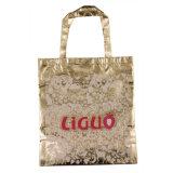 L'abitudine ha stampato i sacchetti di acquisto della maniglia del ciclo per gli indumenti (FLN-9003)