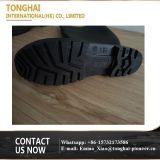 Laarzen van de Schoenen van de Boot van EVA van de Regen van de Dames van het Type van Laars van de veiligheid de Warme