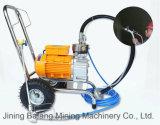 Máquina portable de la pintura de aerosol, máquina de alta presión del aerosol de la pintura de la pared del Mach de Paintting de la pared