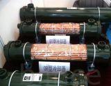 シェルおよび管の油圧熱交換器