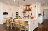 De Moderne Houten Keukenkast van uitstekende kwaliteit van de Lak (door-l-100)