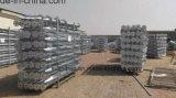 Parafuso à terra galvanizado do MERGULHO quente de energia solar