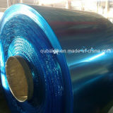 Алюминиевая катушка 1100 при один бортовой покрынный PVC