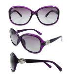 Gafas de sol plásticas de la manera del diseñador a estrenar para las mujeres/señora (DP1238YZ)