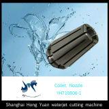 Cabeça de estaca abrasiva do jato de água de Dwj para o cortador Waterjet