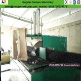 Pp.-PET Geocomposite Abflussrohr-Blatt-Strangpresßling-Zeile/Maschine