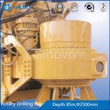 TR280D de hydraulische Roterende Installatie van de Boor voor de Techniek van de Stichting