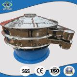 Do cascalho padrão do aço inoxidável da série de Xzs peneira circular da vibração