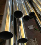 Serie 300 de acero inoxidable pulido Tubo