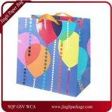Bolsos para las compras, bolsa de papel del regalo, bolsas de papel, bolsa del regalo de papel de Kraft