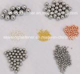 Bola de acero / cojinete de bolas de acero / acero al carbono de bola