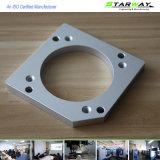 Peças fazendo à máquina do CNC do costume de alumínio