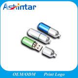 USB3.0 병 USB 기억 장치 지팡이 금속 열쇠 고리 USB 섬광 드라이브