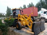 De Lader van het Wiel van de Machines van het landbouwbedrijf Zl16f