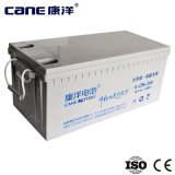 batterie d'énergie solaire de 12V 100ah Opzv