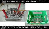 Heißer Verkauf passte Einspritzung-Plastikbier-Rahmen-Form an